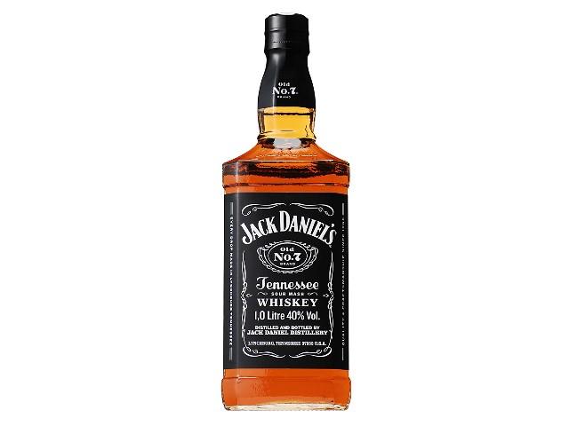 ジャックダニエル ブラック 瓶1000ml