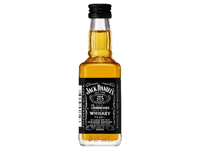 ジャックダニエル ブラック 瓶50ml